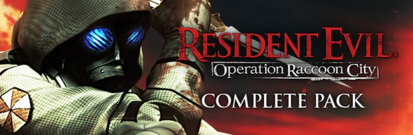 Resident Evil: Operation Raccoon City Complete Pack CIS