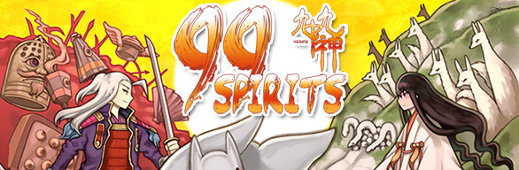 99 Spirits Complete Collection (Region CIS, steam gift)
