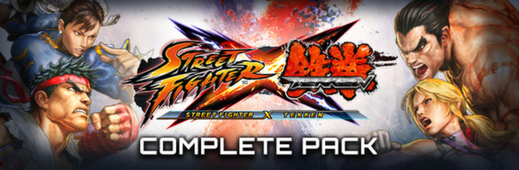 Street Fighter X Tekken: Complete (CIS, steam gift)