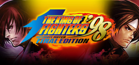 THE KING OF FIGHTERS 98 ULTIMATE(Region CIS,steam gift)