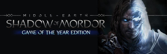 Middle-earth Shadow of Mordor GOTY (CIS, steam gift)