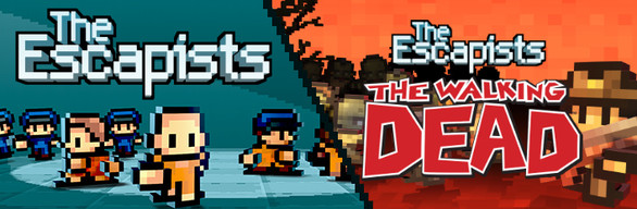 The Escapists + Escapists:The Walking Dead Deluxe CIS