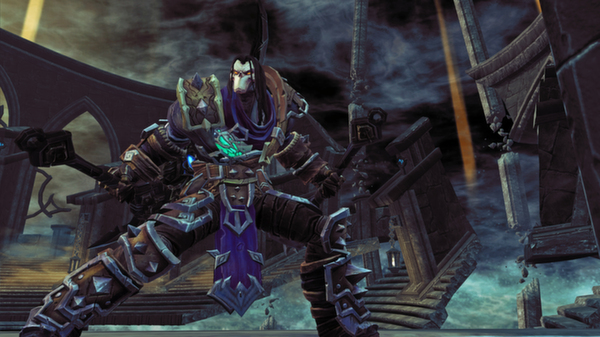 Darksiders 2 (Region Free, steam gift)
