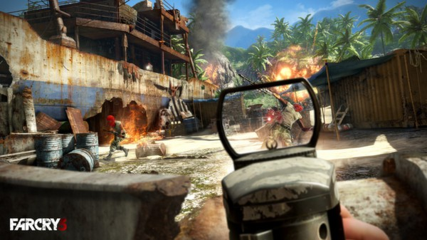 Far Cry 3 - Deluxe Edition (Region Free)