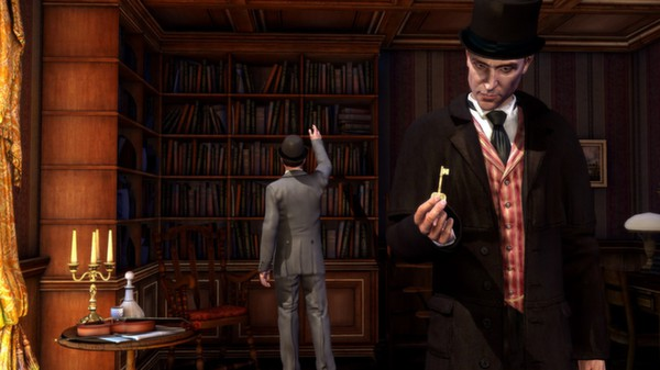 The Testament of Sherlock Holmes Region Free,Steam gift