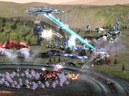 Supreme Commander 2 (Region CIS, steam gift)