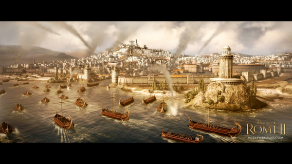 Total War: ROME II (Region Free, steam gift)