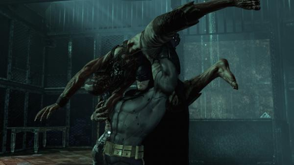 Batman: Arkham Asylum GOTY (Region CIS, steam gift)