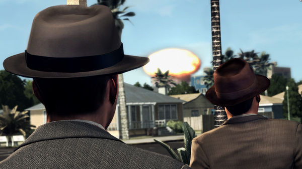 L.A. Noire (Region Free, steam gift)