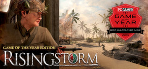 Rising Storm GOTY (Region Free, steam gift)