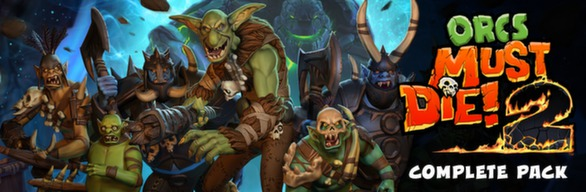 Orcs Must Die 2 Complete Pack(Region CIS, steam gift)