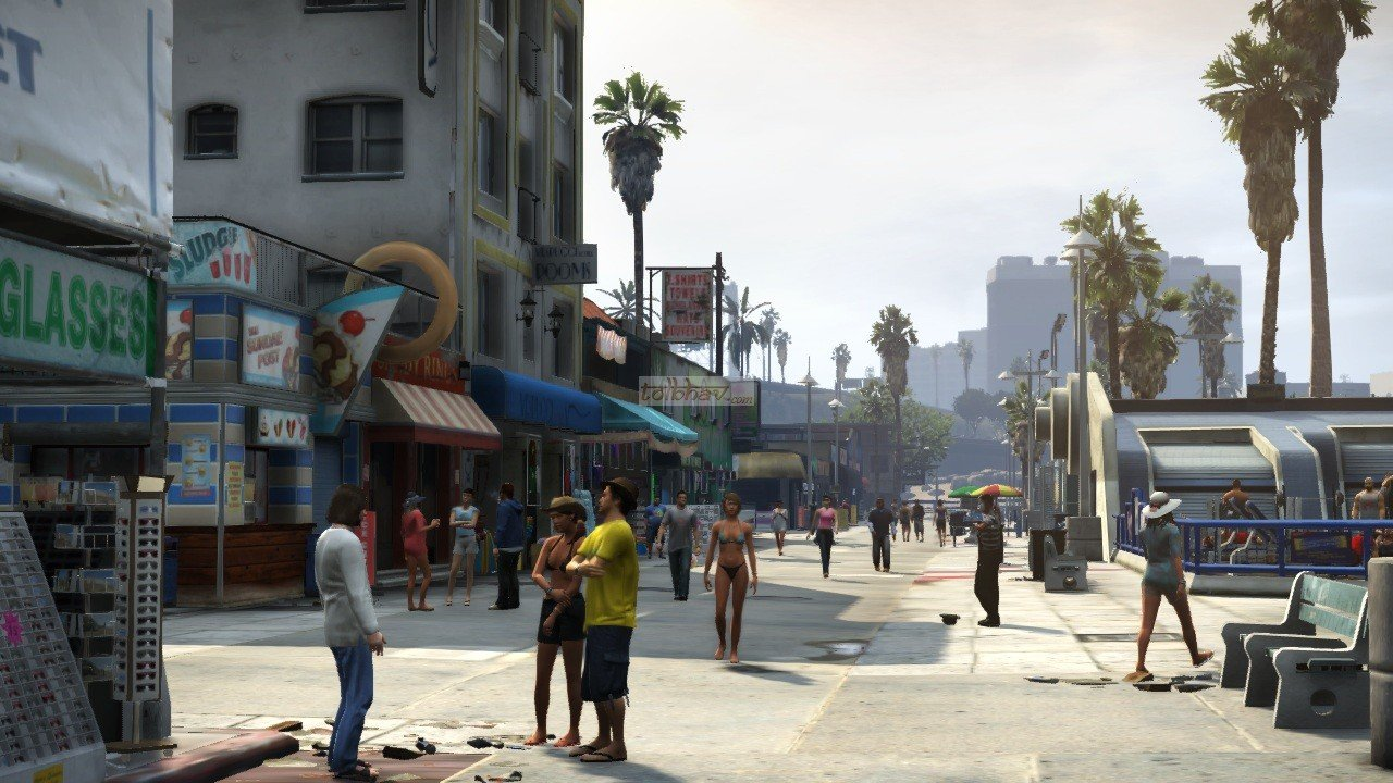 Grand Theft Auto V (Rockstar Key/Region Free)
