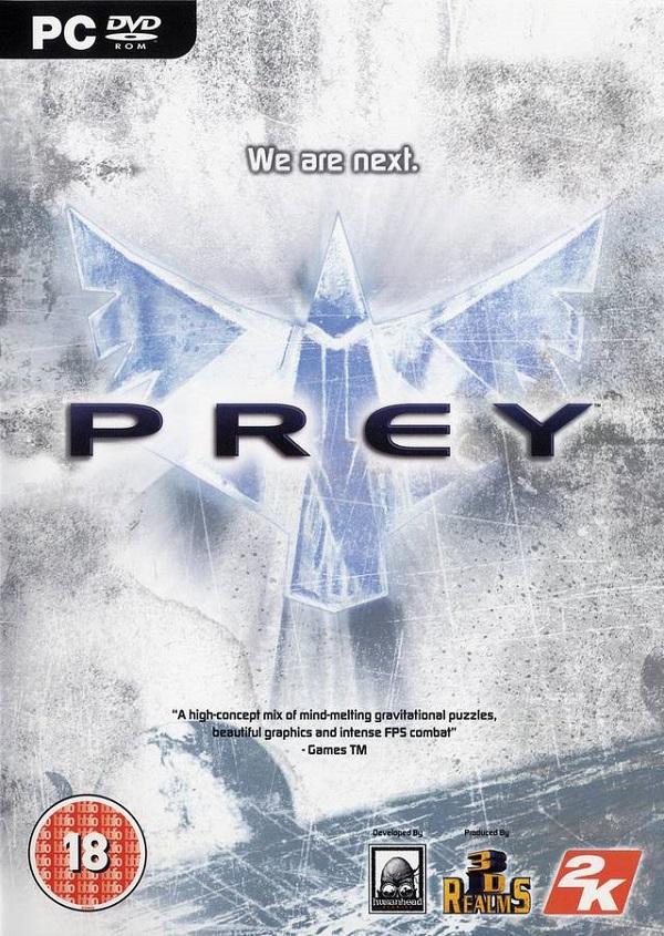 Фотография prey (2006) (steam key) region free