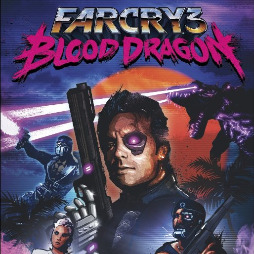 Far Cry 3 Blood Dragon Promo Region Free Скидки (Uplay)