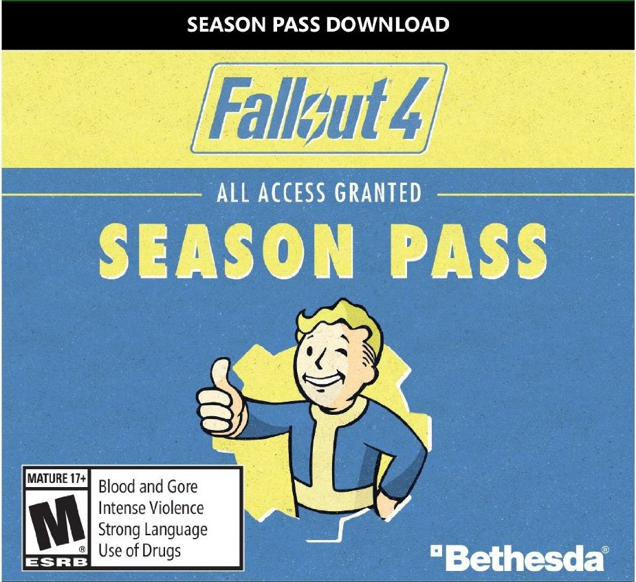 Fallout 4 Season Pass Steam key RU + CIS