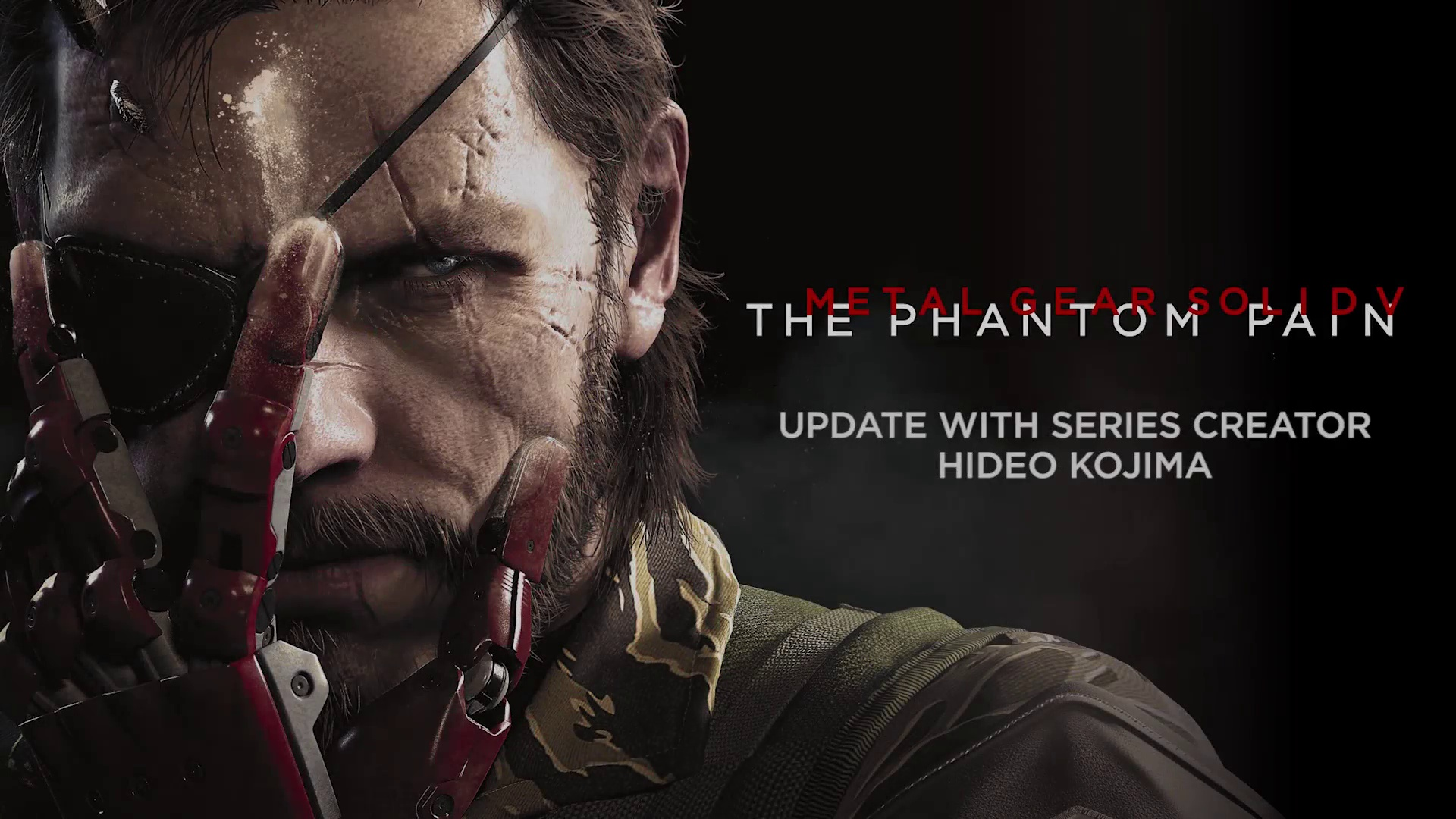 Metal Gear Solid V The Phantom Pain Steam KEY RU+CIS