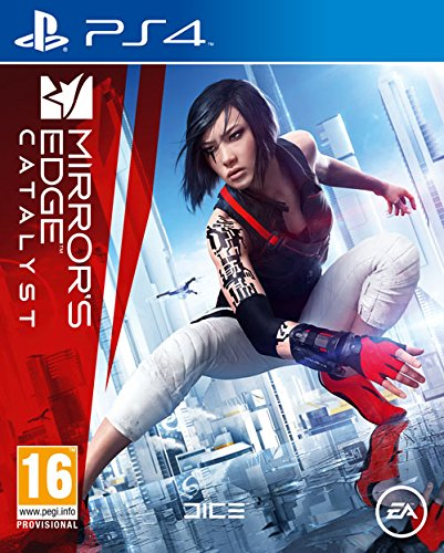 Mirrors Edge Catalyst Closed Beta КЛЮЧ PS4