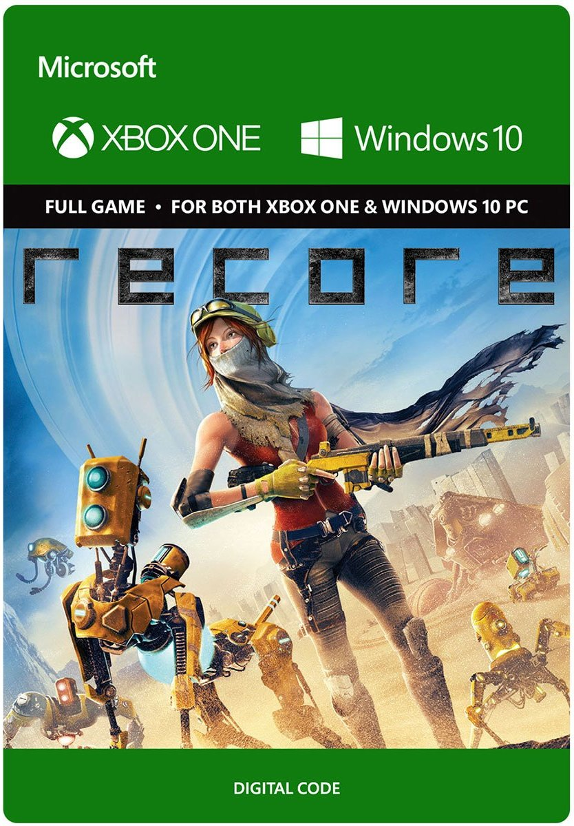 ReCore Xbox One digital code Windows 10 GLOBAL