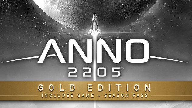 Anno 2205 + Season Pass Uplay RU