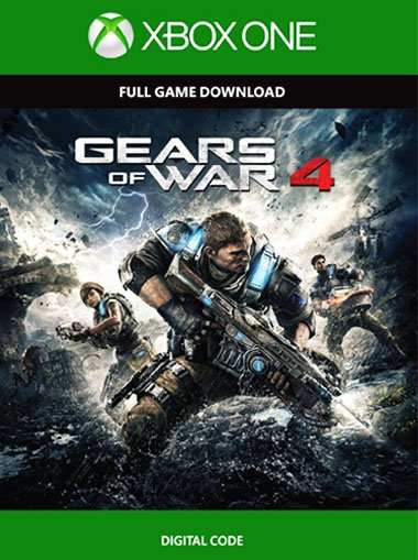 Gears of War 4 Standart Edition Xbox One Windows 10 WW