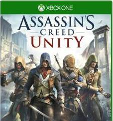 ASSASSINS CREED UNITY XBOX ONE CODE WORLDWIDE