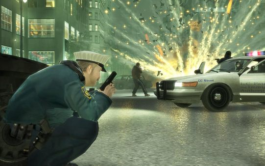 Grand Theft Auto IV (Steam Gift ROW / Region Free)
