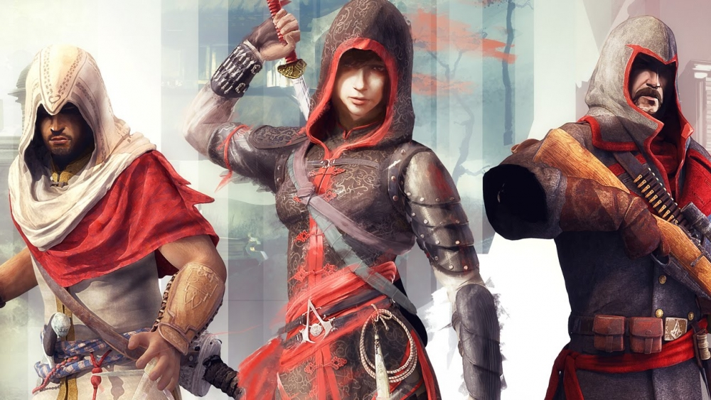 Assassin's Creed Chronicles: China (Uplay/Global)