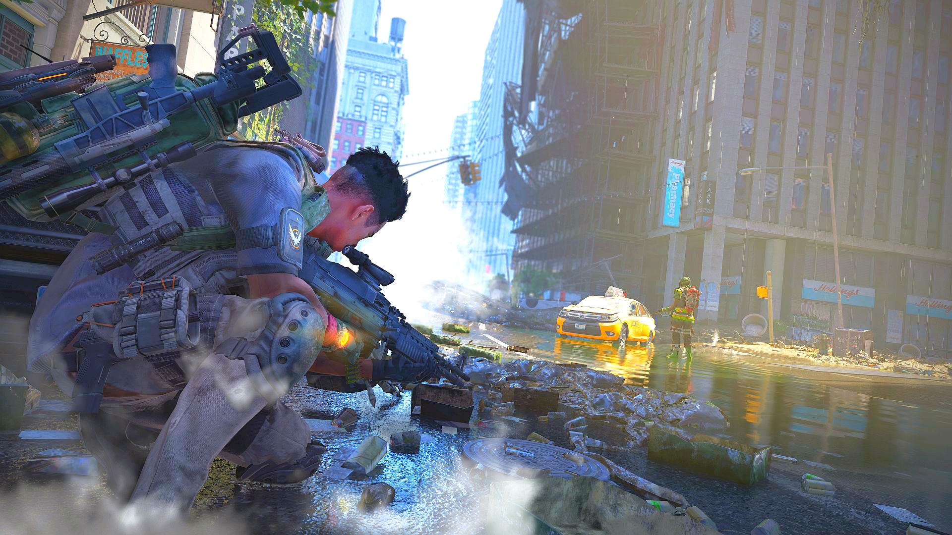 Tom Clancy´s The Division 2+DLC Warlods of New York