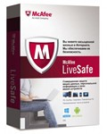 Антивирус McAfee LiveSafe