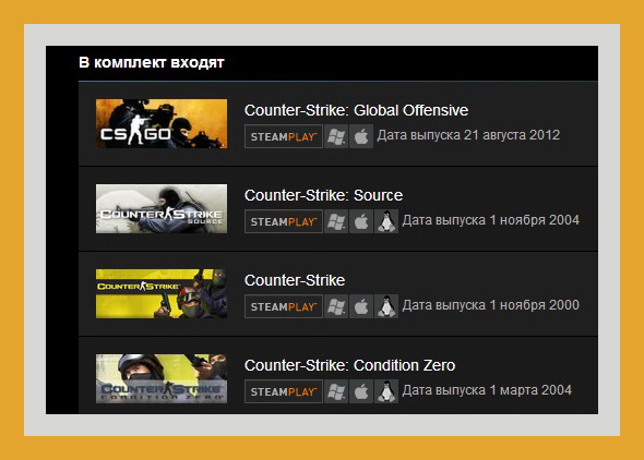 Counter-Strike Global Offensive + Complete / [RU+CIS]