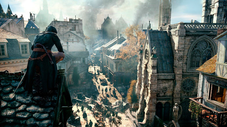 Assassins Creed Unity Standart Ed (Uplay KEY) + Gift