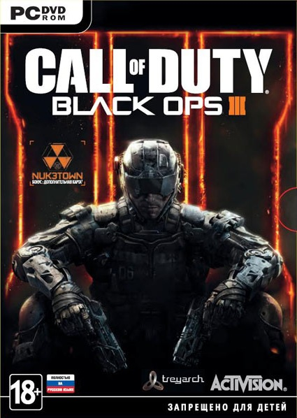 Call of Duty: Black Ops III Nuke (STEAM RU CIS) Gift