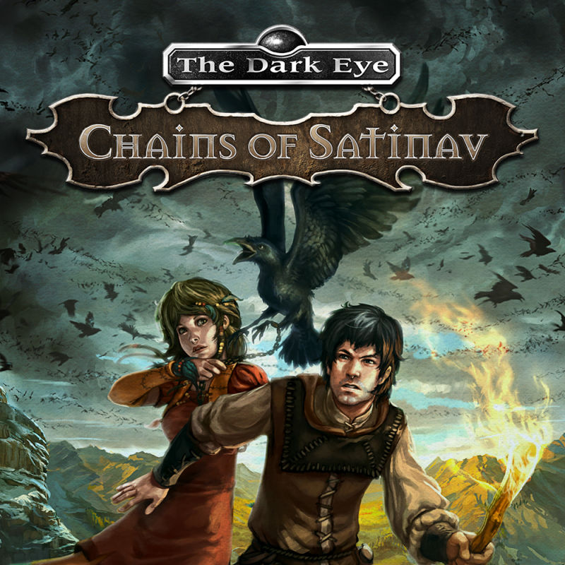 The Dark Eye: Chains of Satinav/SteamGift(REGion RU)