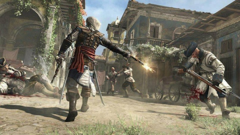 Assassins Creed 4 IV Black Flag (Uplay Key)
