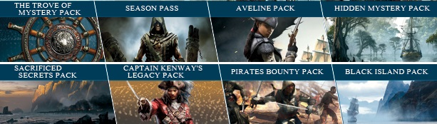 4 Assassins Creed IV Black Flag Gold Edition (Uplay)
