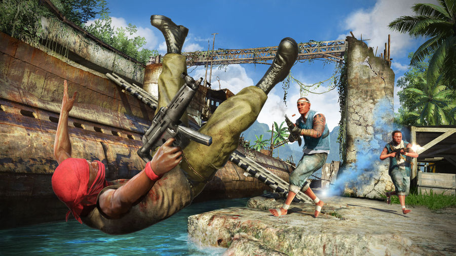 Far Cry 3 Deluxe Edition (Uplay Key) Region Free