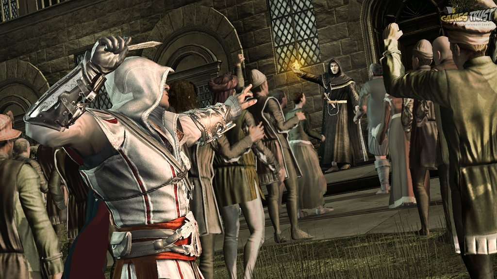 Assassin Creed 2 II Standart Edition (Uplay Key)