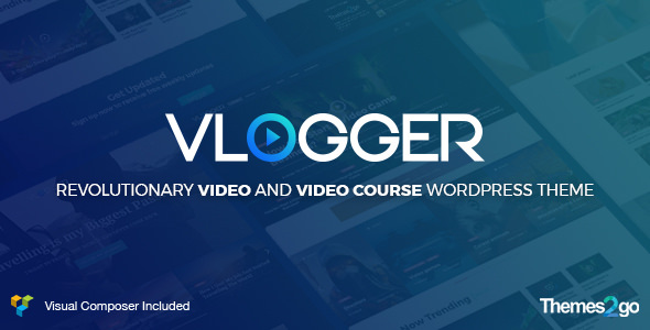 Translation theme: Vlogger-Professional Video