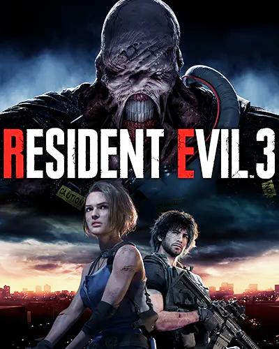 Resident Evil 3:Nemesis RE 3