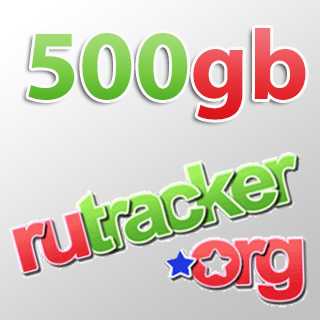 RUTRACKER.ORG - download without distribution 500gb