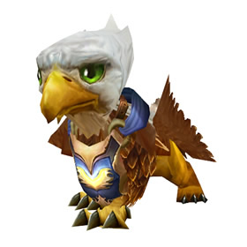 Gryphon Hatchling pet  CODE Now