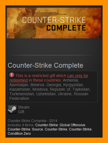 Counter-Strike: Global Offensive COMPLETE Steam +Бонуc