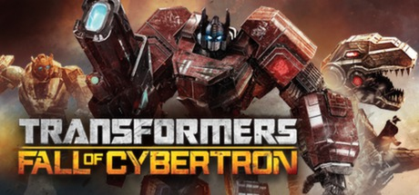 Transformers: Fall of Cybertron | SteamGift RegionFree