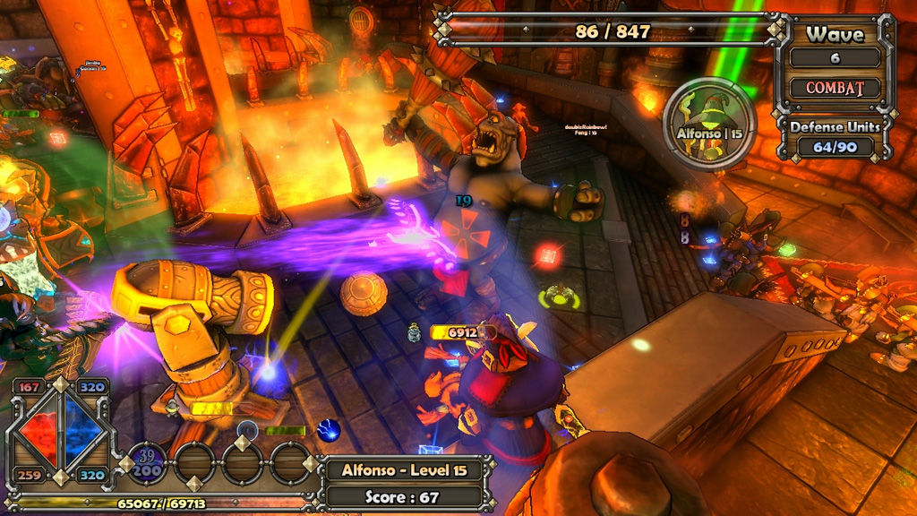Dungeon Defenders | SteamGift RegionFree