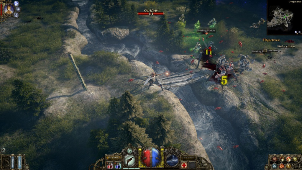 The Incredible Adventures of Van Helsing |SteamGift ROW