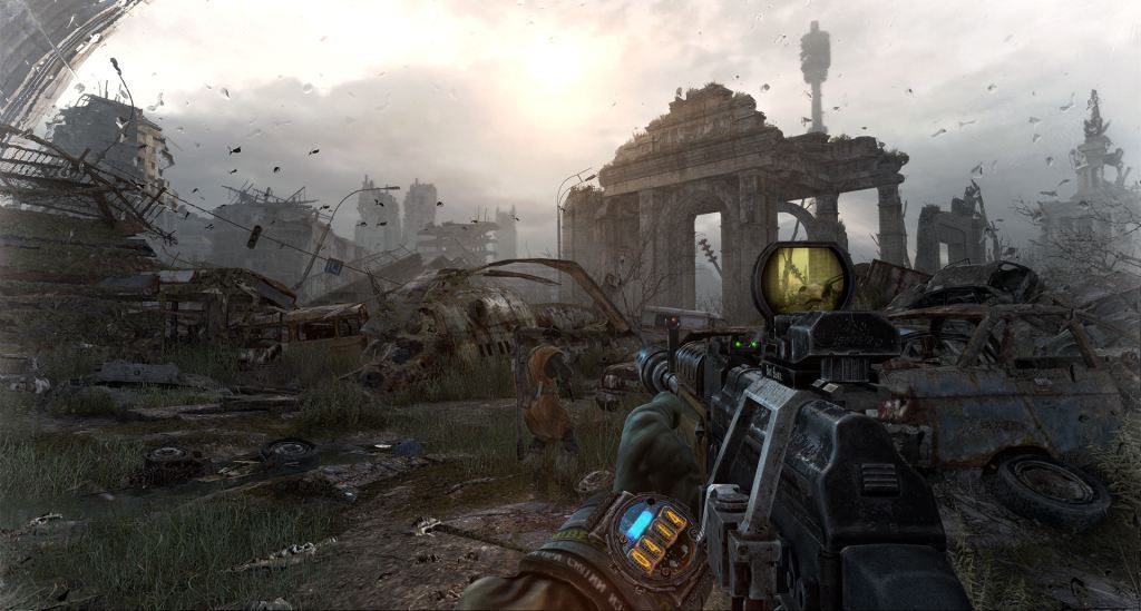 Metro: Last Light | SteamGift RegionFree