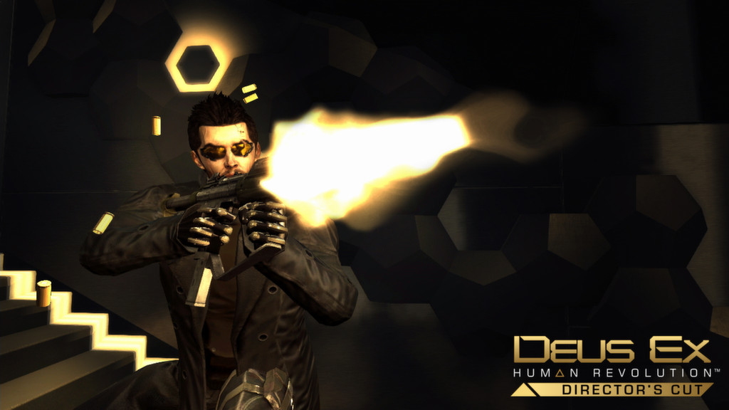 Deus Ex: Human Revolution - Director Cut | SteamGift RU