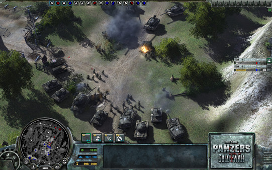 Codename: Panzers - Cold War | SteamGift RegionFree