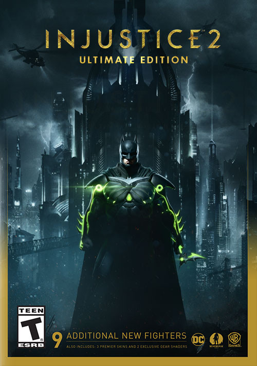 Injustice 2: Ultimate Edition (Steam key) Region Free