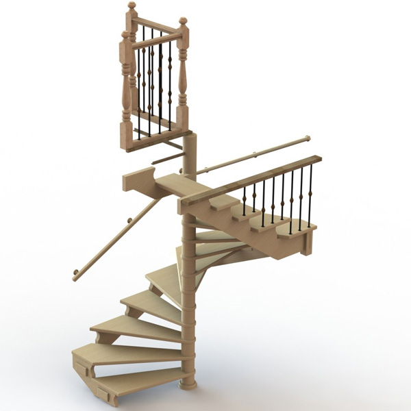 Ladder 003 (catalog 3D-Lessons SolidWorks)